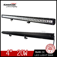 "39"" CREE LED light bar high intensity 120W car roof light"