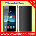 UNIWA L5001 5 Inch IPS Screen Metal Frame Ultra Slim 4G Android Smartphone