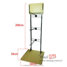 Accessories Retail Holder Cell Mobile Phone Display Stand