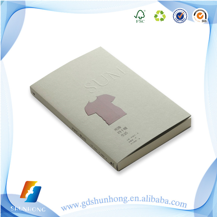 Softcover sewing binding custom colorful jewelry/tattoo cheap catalogs,softcover story book printed in china