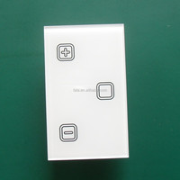 OEM/ODM WiFi control led light switch plate