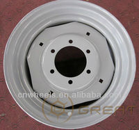 steel farm tractor wheel weights with different color and good quality