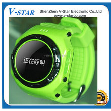 Wrist GPS tracking smart watch phone with gps tracker without sim card