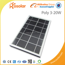 solar power panel suppliers photovoltaic pv poly crystalline 5w solar panel