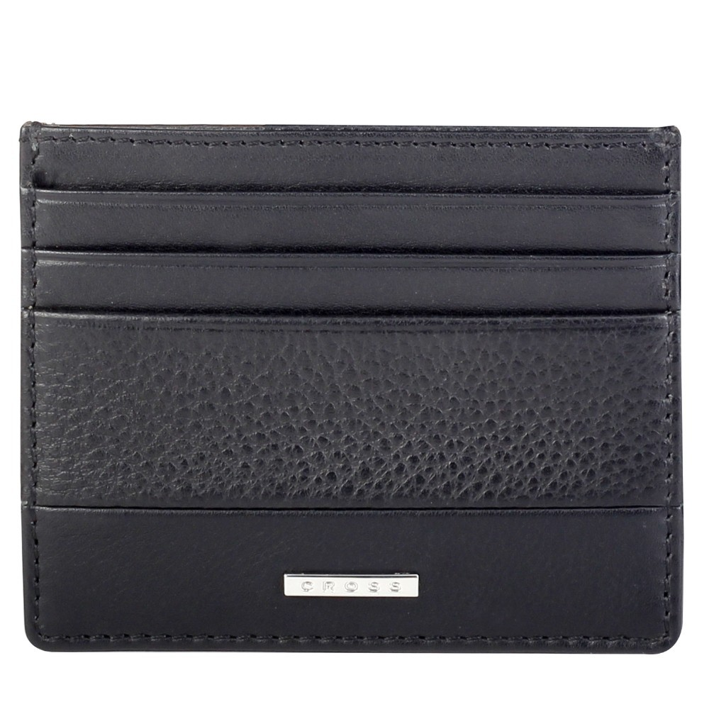 Cross Men's Genuine Leather Credit Card Case