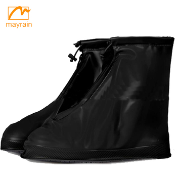 2017 Ladies Waterproof PVC Cover Shoes