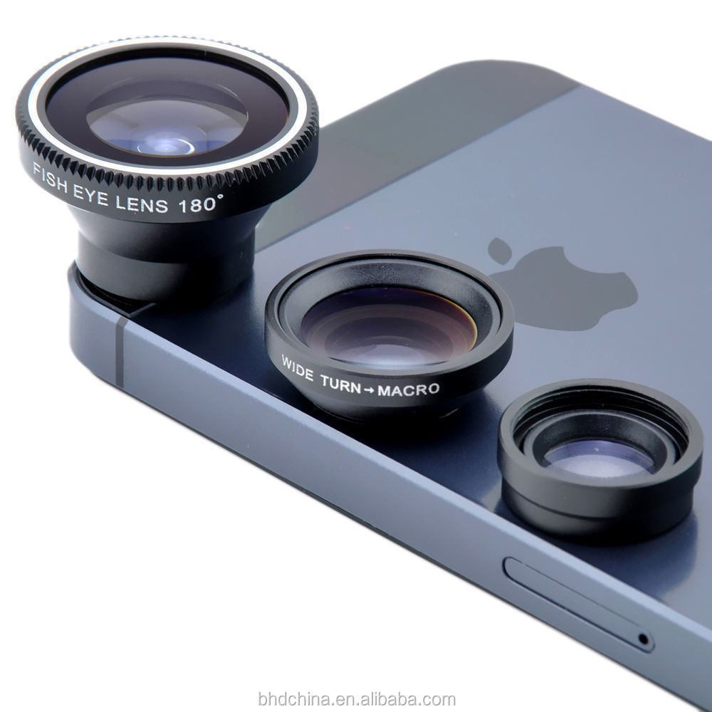 New universal camera lens cover for mobile phone 12x universal mobile phone zoom lens for Iphone and Android