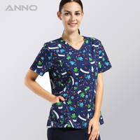 Anno Unisex Cartoon Print Design Dental