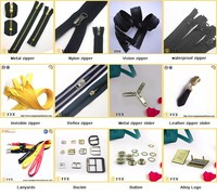 wholesale luggage bag parts and accessories/ luggage bag accessories custom / luggage bag zipper and accessories