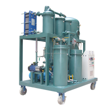 Unqualified Hydraulic Oil Purifier Lubrication Oil Refining System