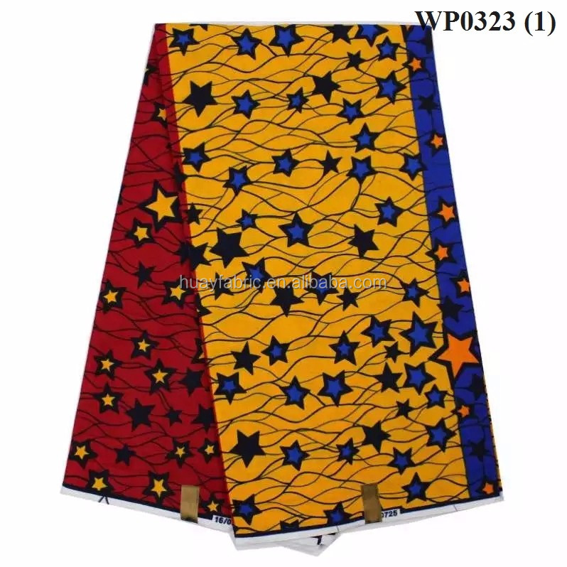 African fashion styles ankara holland wax prints 100 cotton <strong>fabric</strong> wholesale WP0243