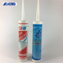 Factory Direct Supply High Quality Glass Gel Gum Sticking Glue Structural Silicone Sealant Silicone Glass