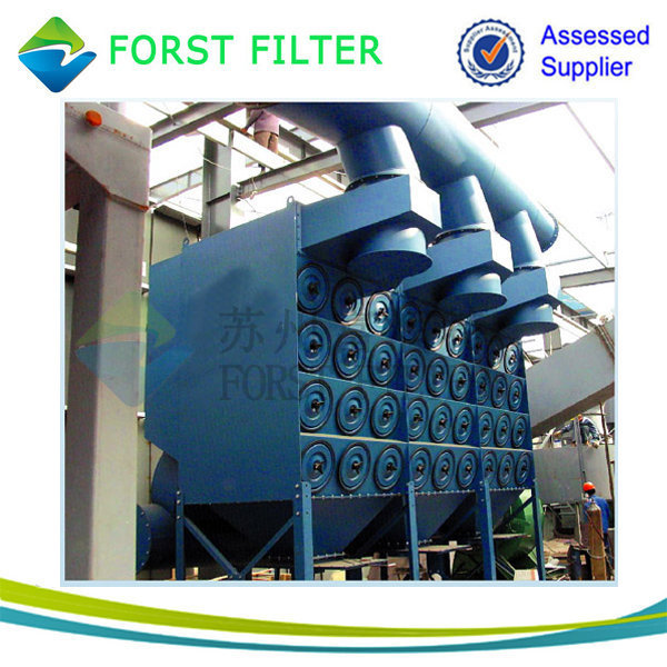 FORST Dust Collection System Industrial Cyclone Dust Collector Design