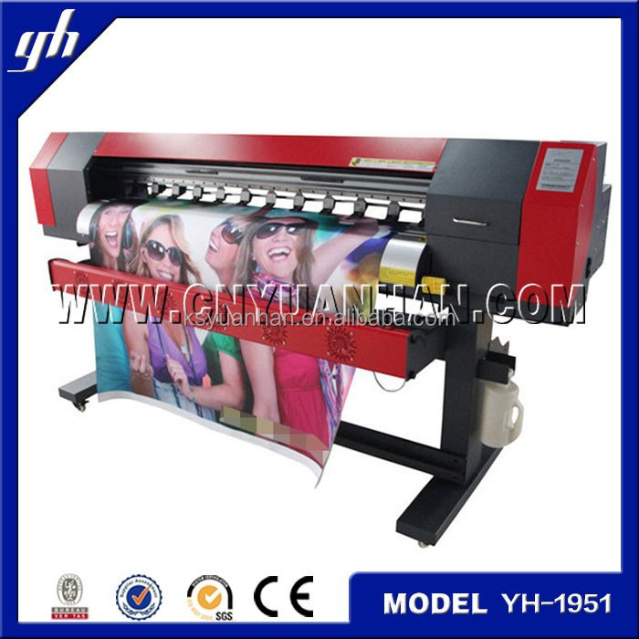 factory best new condition dx10 eco solvent printer price