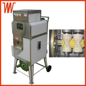 400-500kg/h Sweet Corn Shelling Machine