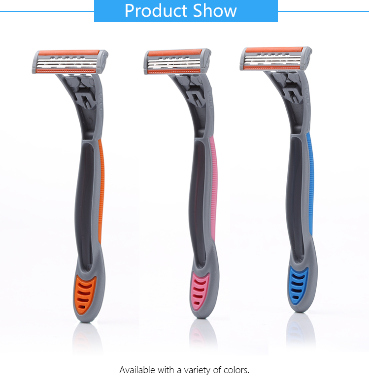 Special Discount and Free Samples/ASR Cartridge for Men/Hot Sale 3 Razor Blades