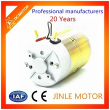 1.6kw 12volt dc motor for lifting equipment CE approved