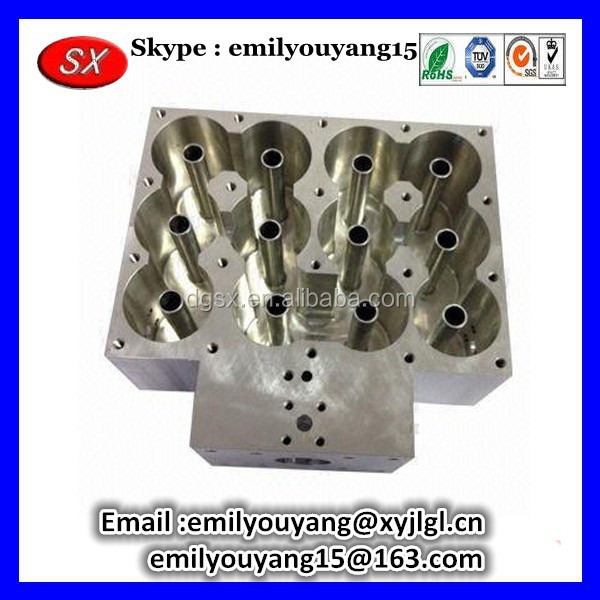 OEM Aluminum Part, Process by CNC Machining according to your drawings& samples,ISO passed,custom welcome