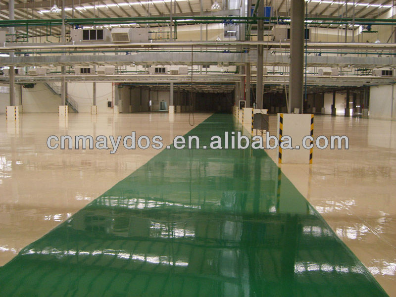 China Top Five Paint Factory- Maydos Self Leveling Epoxy Resin Concrete Coatings