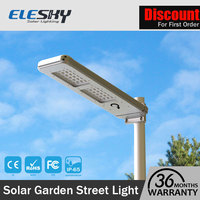 New product hot sale 2016 new model design wind solar hybrid street light with high quality