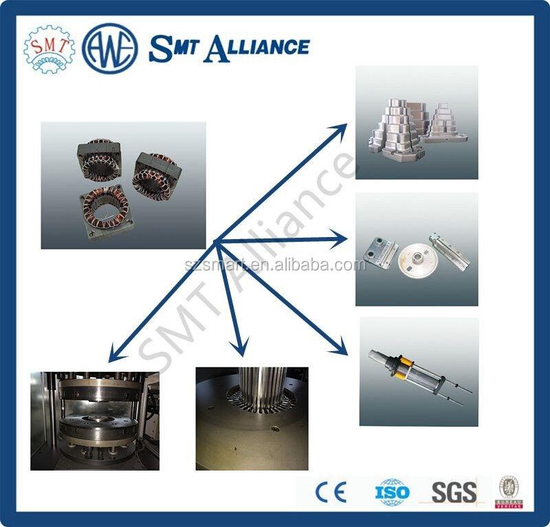 washing machine stator generator