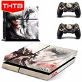 Skin Sticker Decal For PS4 Console Controller