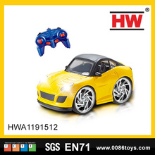 New product rc remote control metal mini smart car toy