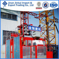 2015 new design electric hoist construction machinery prices made in china