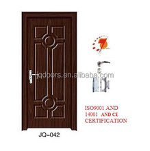 door, interior PVC/MDFdoor,pvc coated wood door