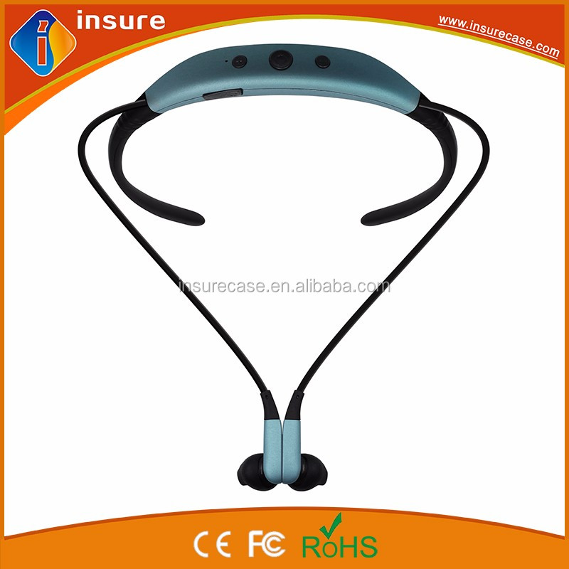 Top quality made in china bluetooth headset double ears wireless for driving
