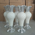 Magnesium Oxide Matrial And Wholesale Lead Road Using Wedding Flower Stand 39*120