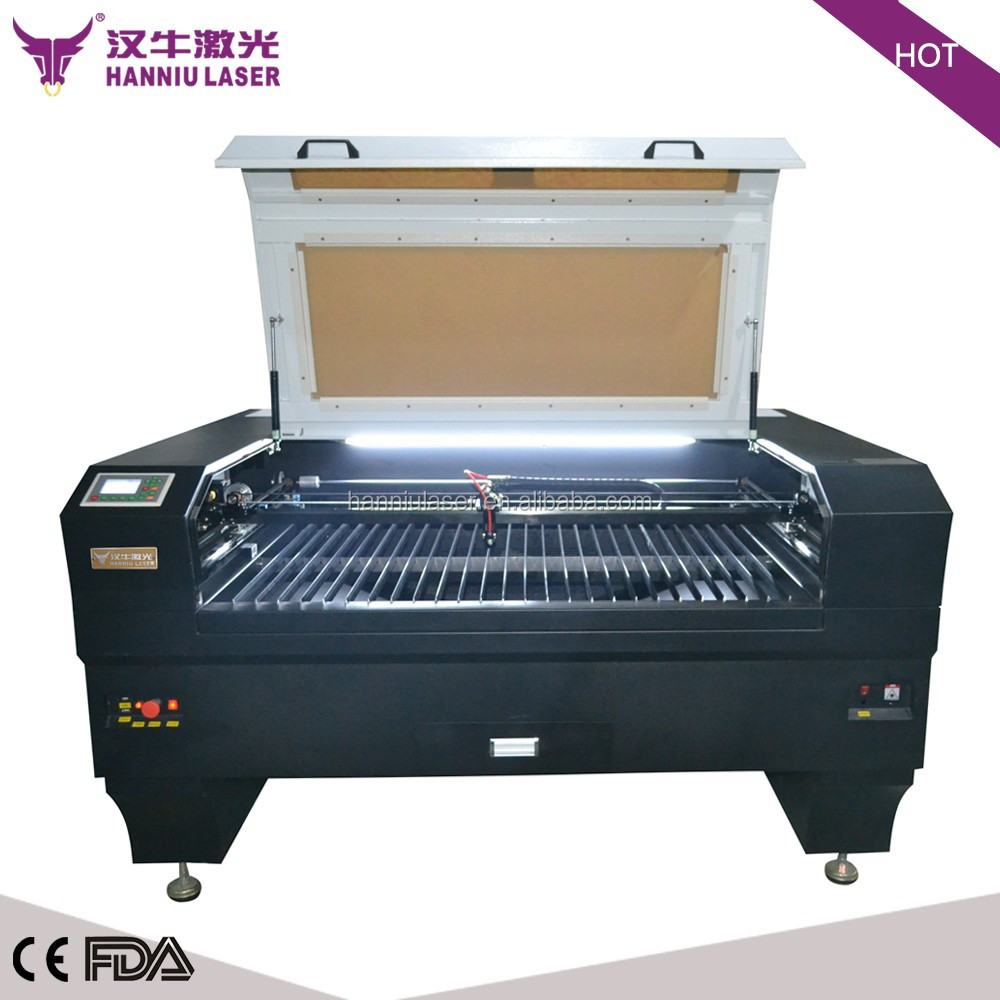 co2 laser power 150W laser cutting machine sell in guangzhou factory