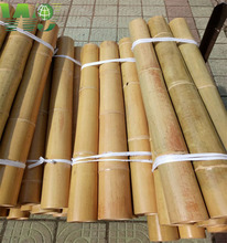 Wy-J463 Bamboo poles for farm useing and residential decoration