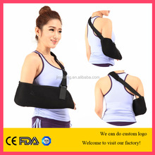 therapy deep pouch arm sling , Arm fracture brace , shoulder elbow arm immobilizer with CE ISO
