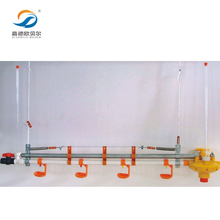 chicken water nipple for poultry drinking and feeding system