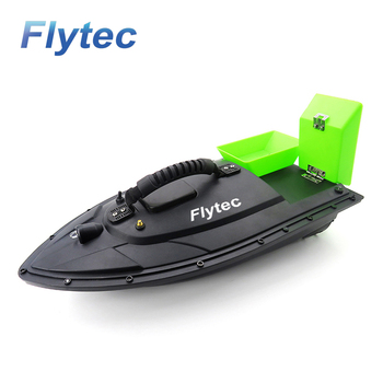 Flytec 2011-5  500M Remote Control Fish Finder Fishing Bait RC Boat With Fishing Lure