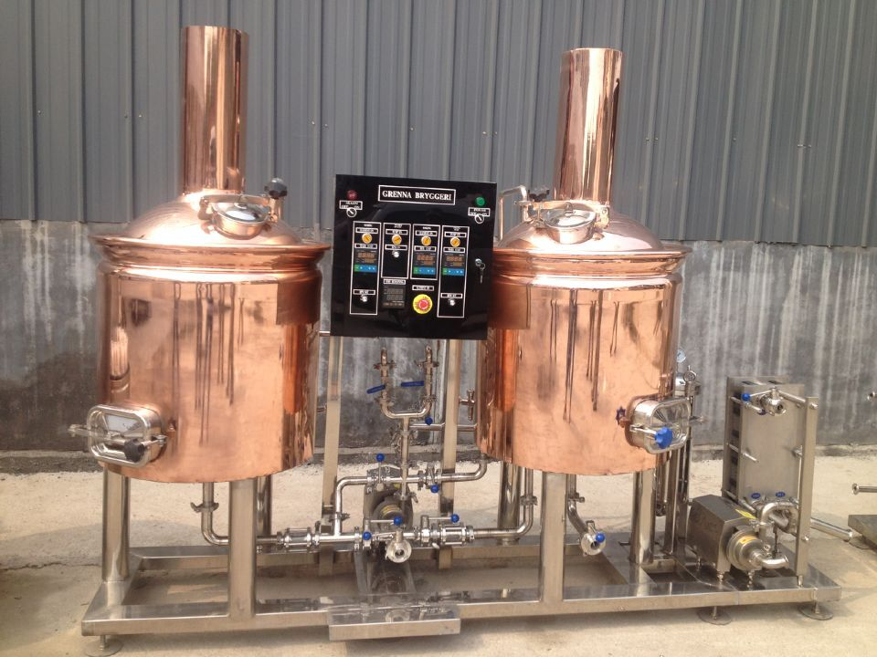 Used Brewery Micro Beer Brewing Equipment For Sale Buy