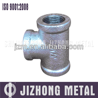 compression fittings galvanized pipe