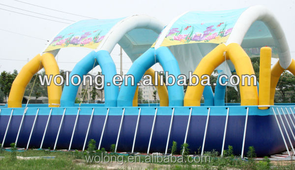 2015 Outdoor Durable Inflatable Pool & Giant Inflatable Pools & Inflatable Pool Rental on sale !!!