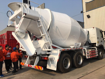 EATON pump mixer truck 10 m3 to 14 m3 available