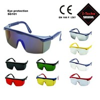 Safety Glasses EN 166 ANSI PC