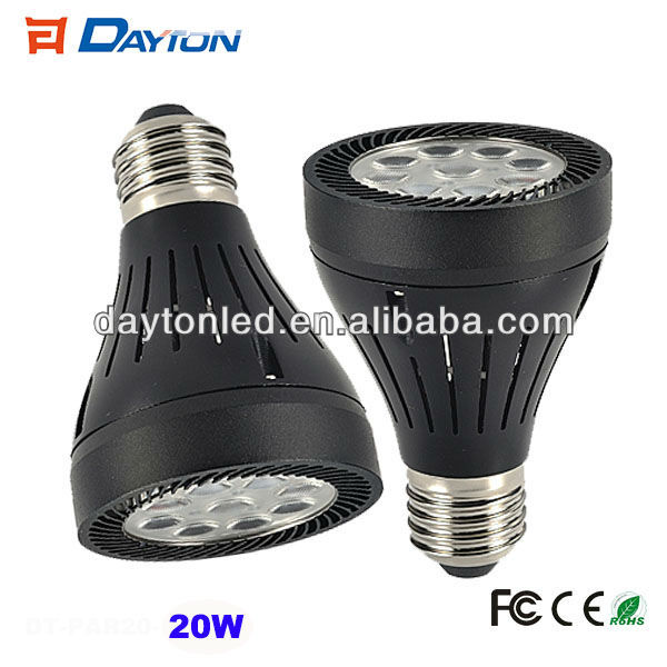 High Bright COB PAR20 PAR16 E27 E26 Led 5W 9W lights Dimmable GU10 led spot light warm cool white 110V 220V + 3 years