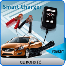 12V 6V motor charger Lead Acid Car Battery Charger for automobile battery