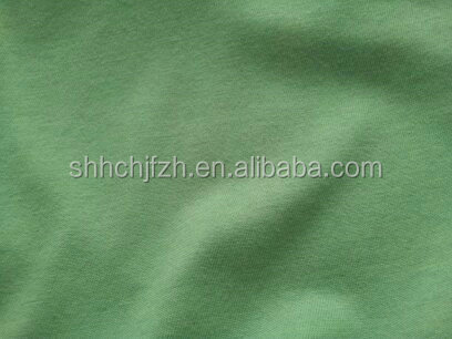 bamboo organic cotton jersey fabric