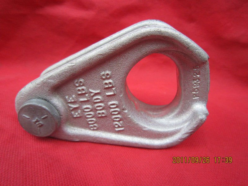 clevis/ thimble/cable clamp /electrical power fitting /pole line hardware