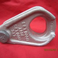 Clevis Thimble Cable Clamp Electrical Power