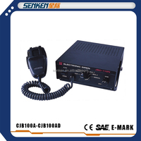 SenkenHigh power CJB100A 12v police car electronic siren