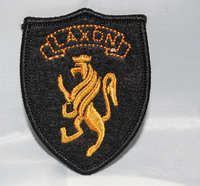 China Factory wholesale custom embroidered patch