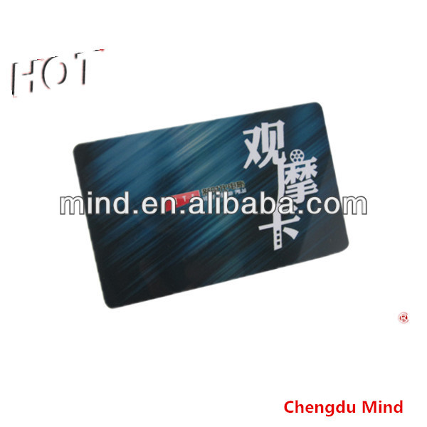 Deluxe Rfid ISO 14443b Smart Card 32k