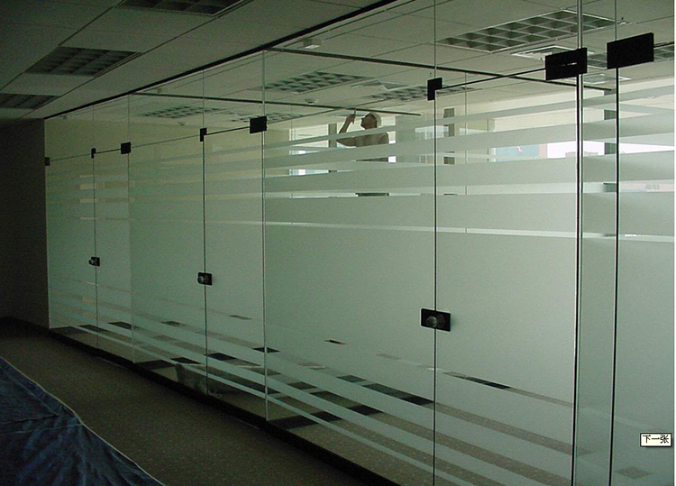 Competitive Price Office Partition Glass Wall Glass